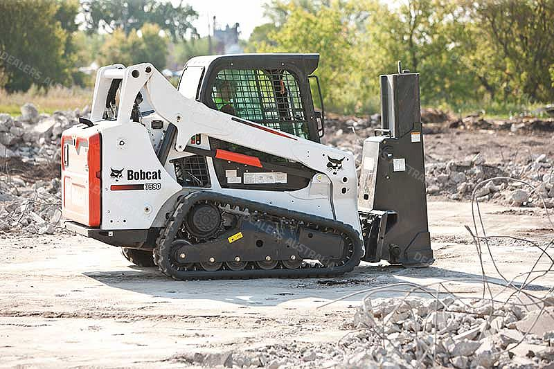 Bobcat T590 Compact Track Loader for sale in SA #21700-gEa