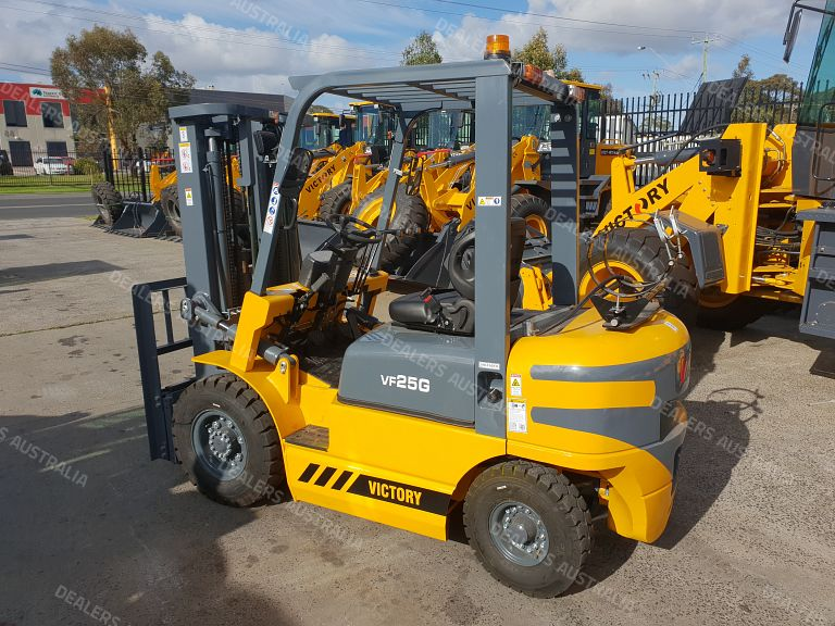 2018 Victory VF25G for sale in VIC #S81 | Truck Dealers