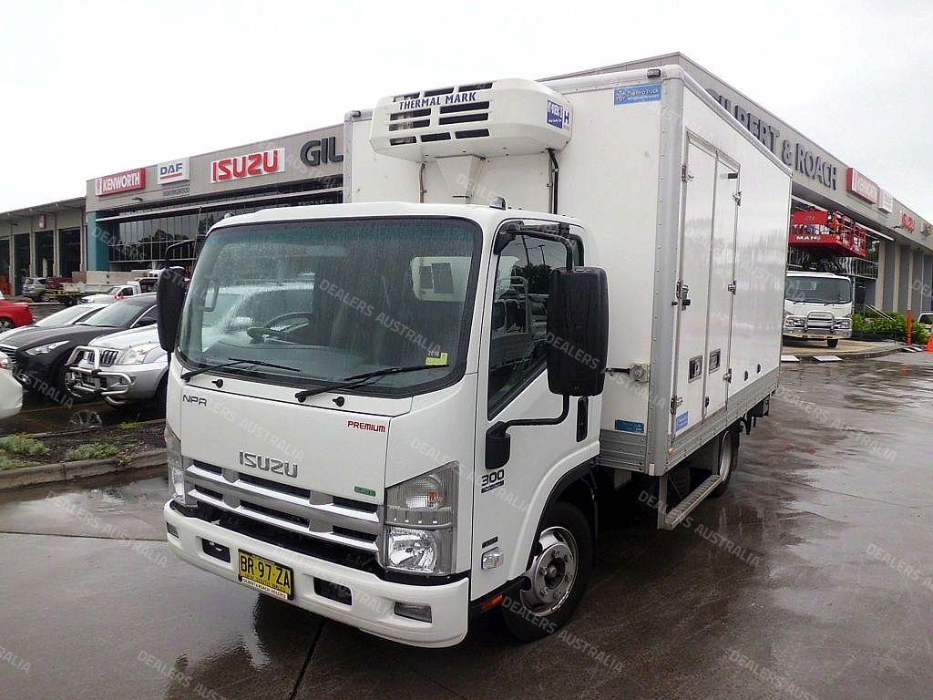 2012 Isuzu Npr300 Nsw For Sale Truck Dealers Australia