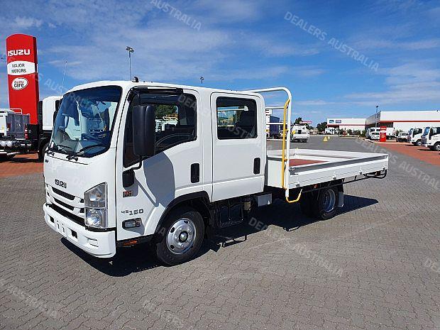 2018 Isuzu Nnr 45 150 Tray Wa For Sale Truck Dealers