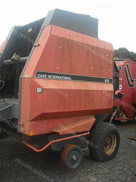 Case IH 626 Round Baler for sale in VIC #SRB149 | Farm