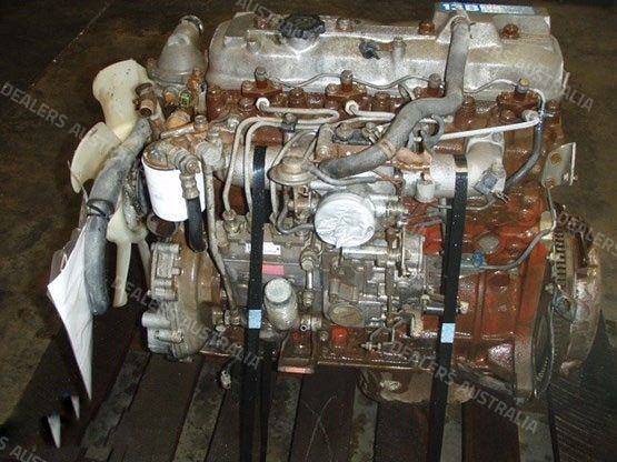Toyota Finance Deals >> Toyota Dyna 13B Engine for sale in QLD #13B | Truck Dealers Australia