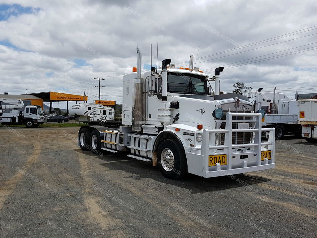 2010 Kenworth T658 For Sale In Qld 1523772 Truck border=