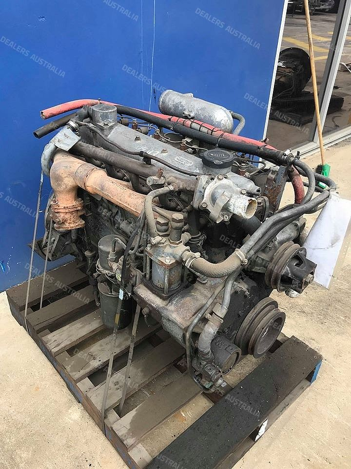 Hino EH300 Engine for sale in QLD #ID200 | Truck Dealers Australia