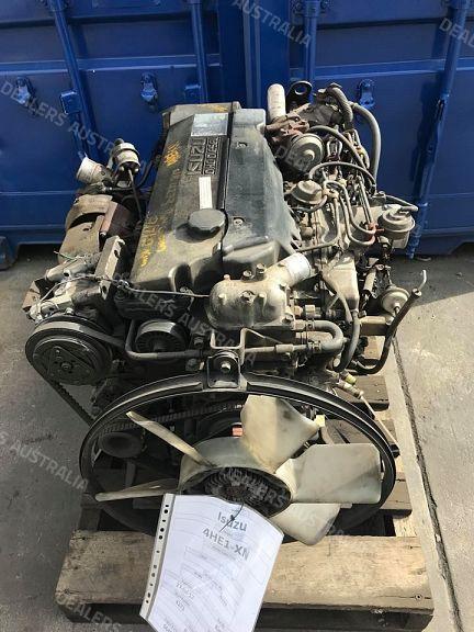 Isuzu 4HE1-XN Engine for sale in QLD #355   Truck Dealers