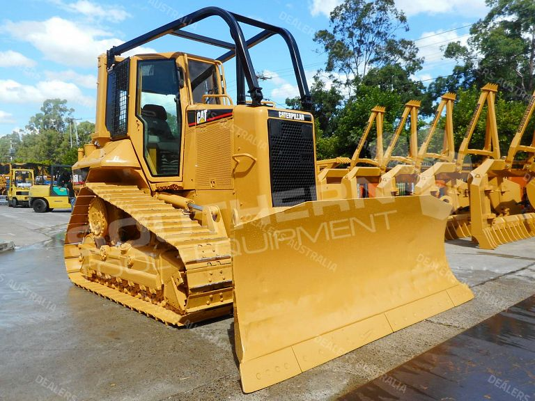 2288 Caterpillar D5N XL Bulldozer with Winch for sale in QLD ##2288