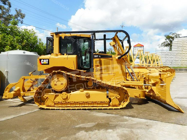 Cat Dozers For Sale Qld