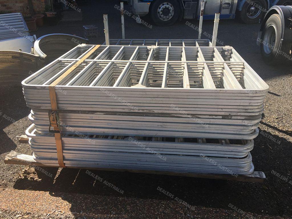 New Alloy Trailer Gates! NSW for sale | Farm Dealers Australia on