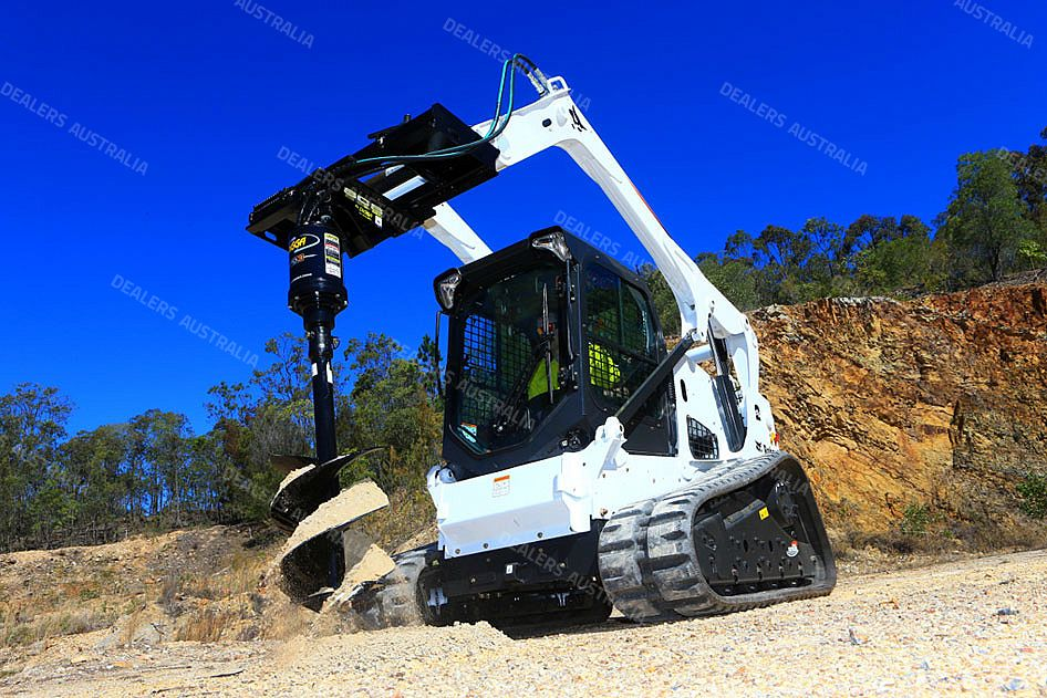 2018 Digga Tractor Post Hole Digger PD3 for sale in QLD