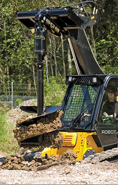 Delivery AU Wide Digga Tractor Post Hole Digger PD3 Series