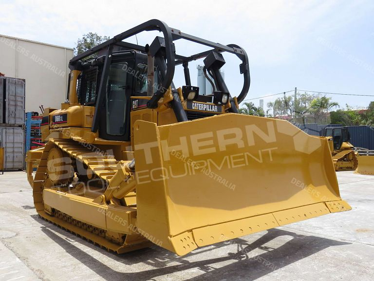 CATERPILLAR D6R XL Bulldozer CAT D6 dozer SU Blade for sale in QLD