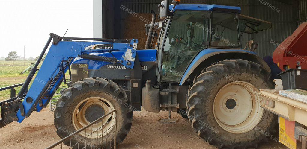 2000 New Holland TM150 for sale in SA #5894 | Farm Dealers