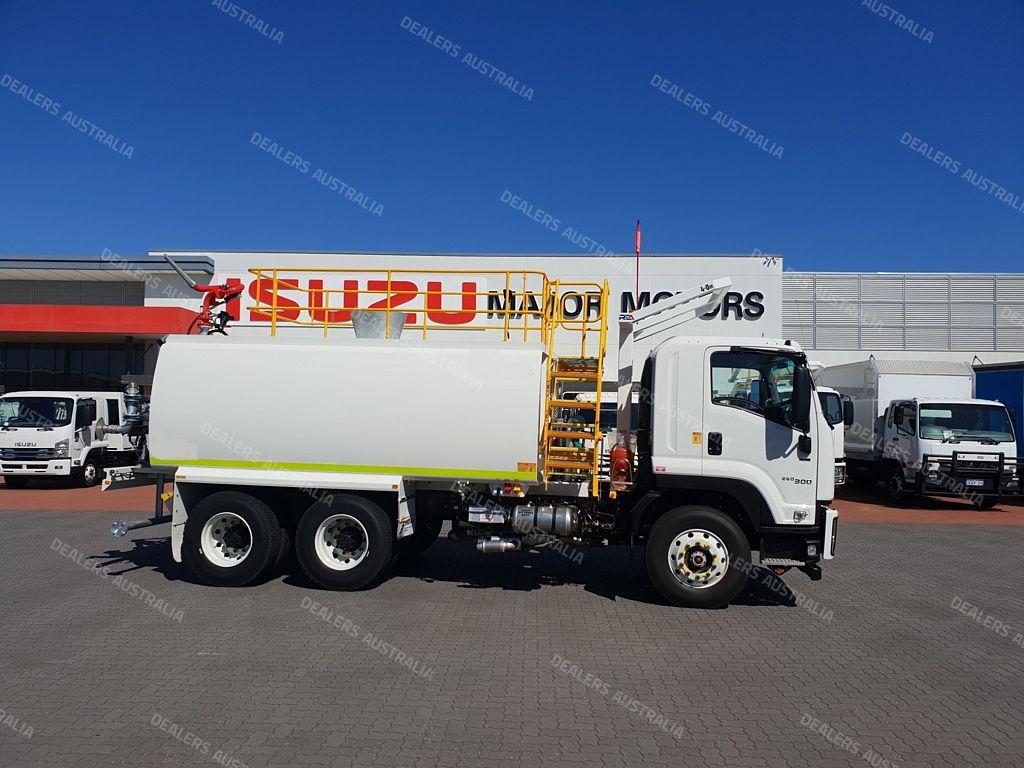 2018 Isuzu Fvz 260 300 Water Truck Wa For Sale Truck