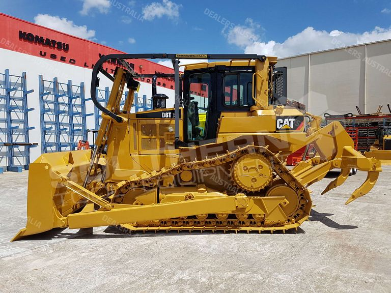 Caterpillar D6T XL Bulldozer SU Blade #2327 for sale in QLD