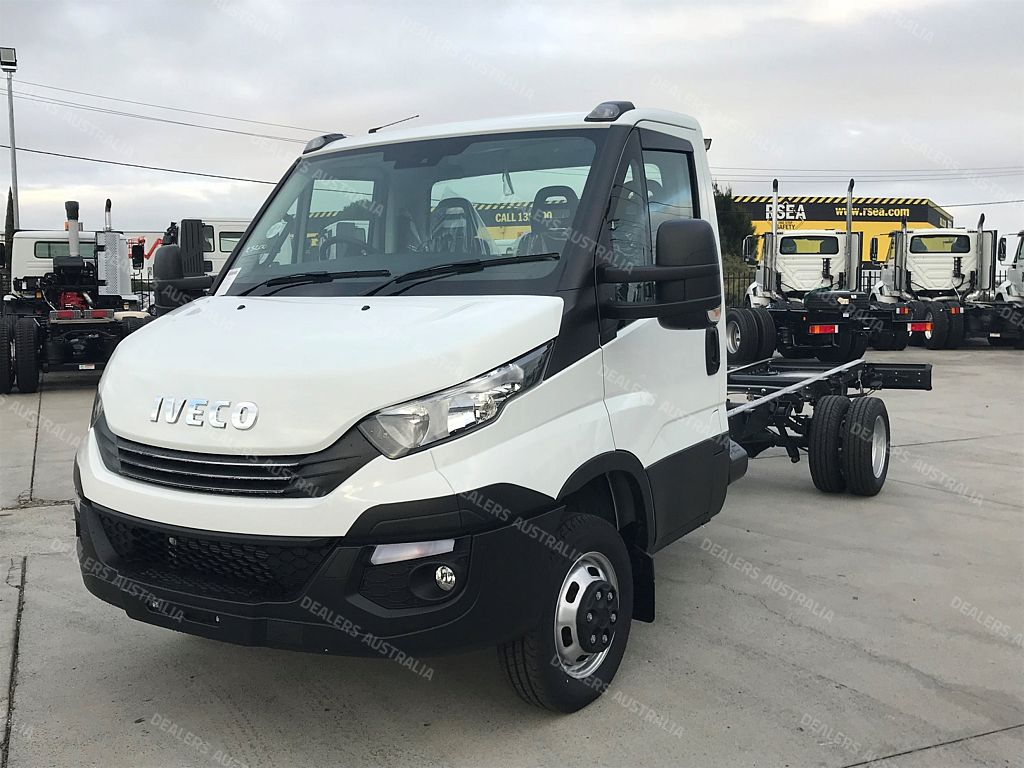 2018 Iveco Daily For Sale In Vic 50026816 Truck Dealers
