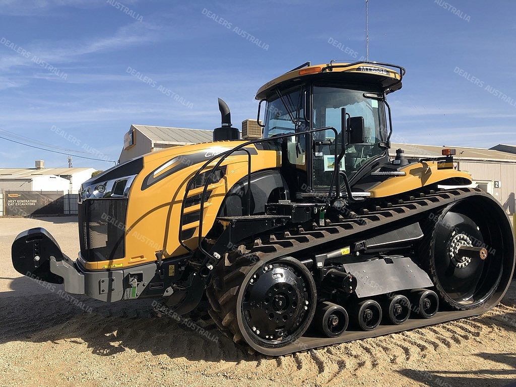 2018 Challenger Mt855 Tracked Vic For Sale Ag4058 Farm
