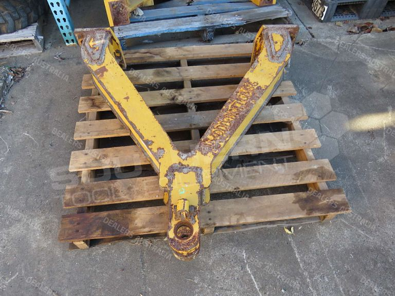 Caterpillar D6T D6R Draw Bar CAT D6 Drawbar for sale in QLD