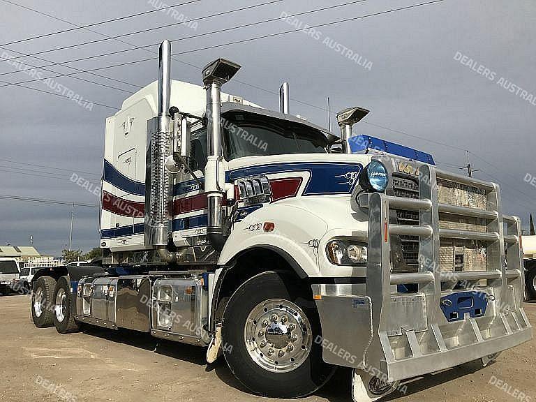 2012 Mack SUPER-LINER for sale in SA #77823-vpn   Truck